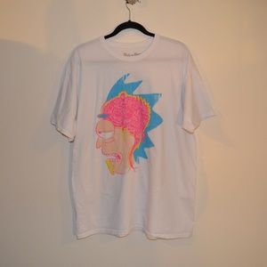 Rick and Morty Loot crate t-shirt xl